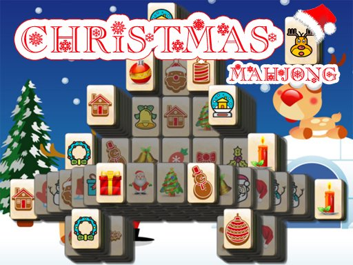 Play Christmas Mahjong Online Game