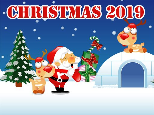 Play Christmas 2019 Puzzle Game