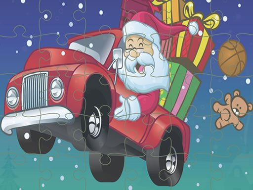 Play Merry Christmas Truck Game