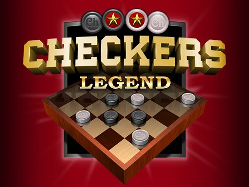 Play Checkers Legend Game