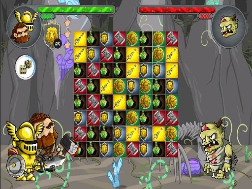 Play Puzzle World Of The Sead Game