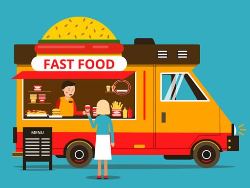 Play Food Truck Differences Game