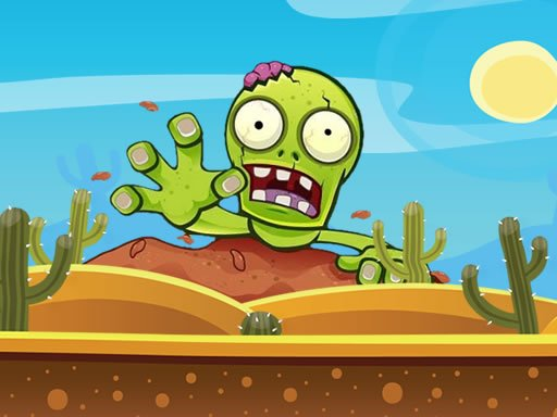 Play Shoot the Zombie Game