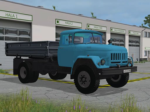 Play Russian Trucks Differences Game