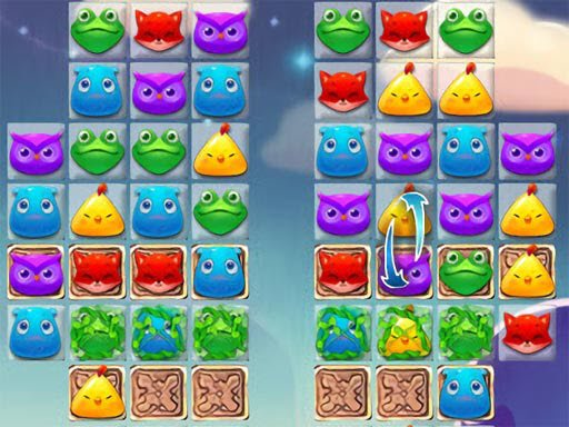 Play Save Color Pets Game