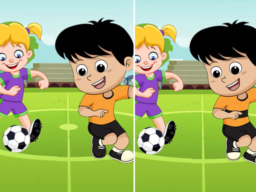 Play World Cup Find the Differences Game