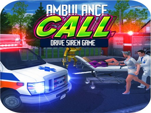 Play Ambulance Call Drive Game