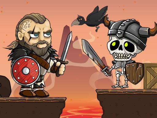 Play Vikings vs Skeletons Game