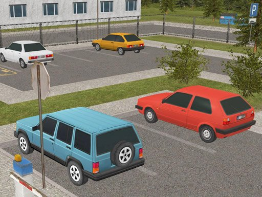Play Parking Slot Game