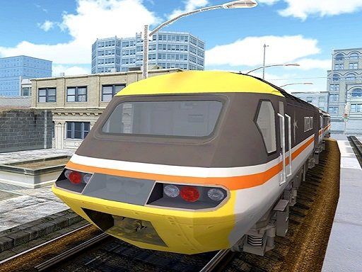 Play Super Drive Fast Metro Train Game