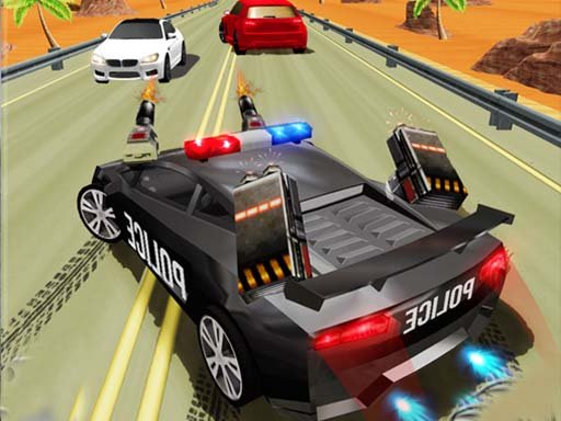 Play Police Highway Chase Crime Game