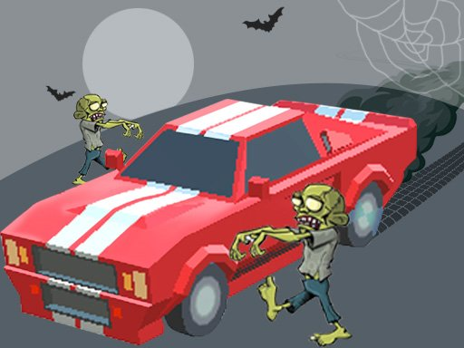 Play Zombie Drift Arena Game