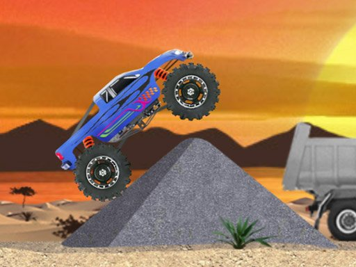 Play 4×4 Monster Game