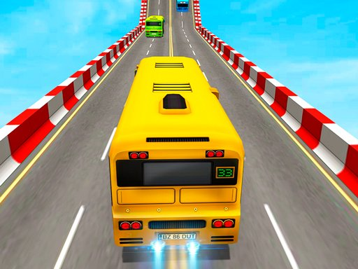 Play Impossible Bus Stunt 3D Game