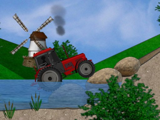 Play Tractor Trial Game