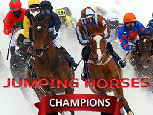 Play Jumping Horses Champions Game