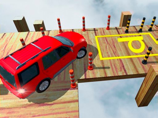 Play Classic Jeep Parking Game