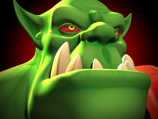Play Orc Invasion Game
