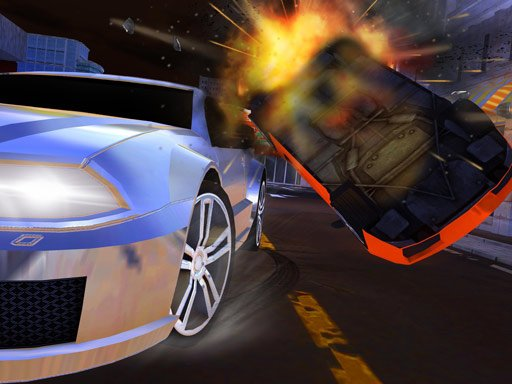 Play Urban Derby Stunt And Drift Game
