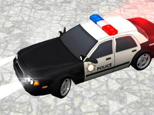 Play Police Car Parking Game