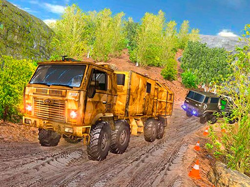 Play Mud Truck Russian Offroad Game