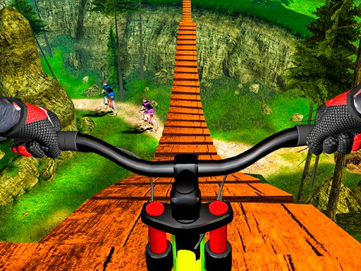 Play Offroad Cycle 3D Racing Simulator Game