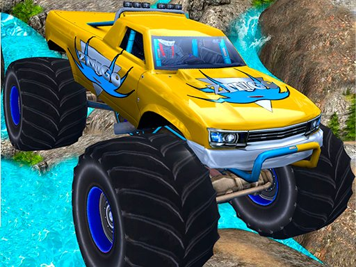 Play Monster Truck Speed Race Game
