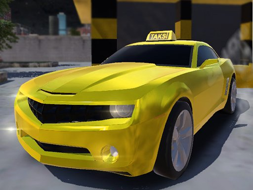 Play Real Taxi Driver 3D Game