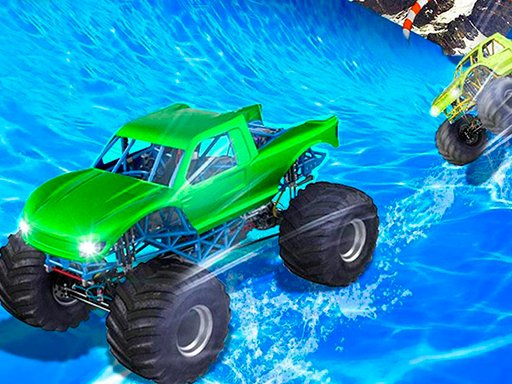 Play Race Monster Truck Game