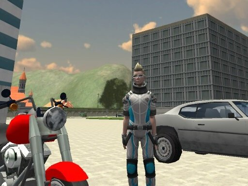 Play Driver Game