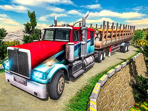 Play Euro Cargo Transporter Truck Driver Simulator 2 Game