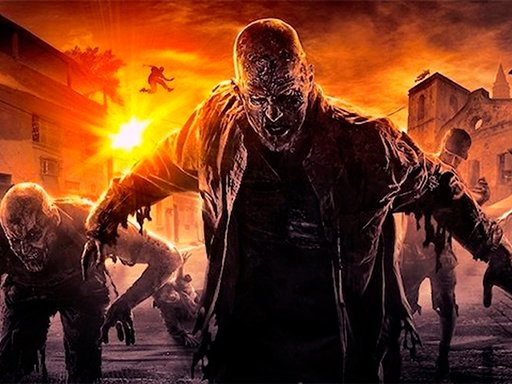 Play Dead Zombie Hunting Game