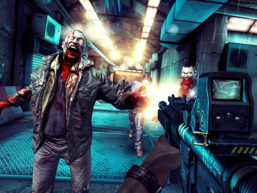 Play Dead Target Zombie Shooter Game
