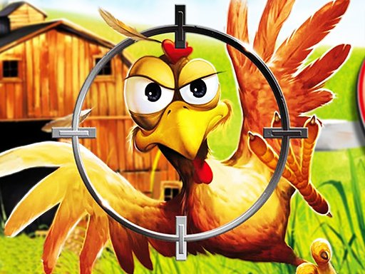 Play Classic Chicken Shooting Game