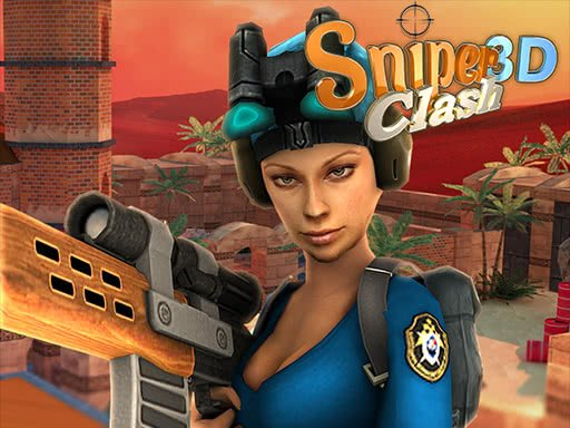 Play Sniper Clash 3D Game