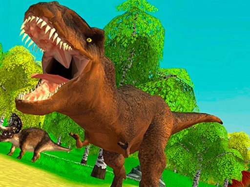 Play Dinosaur Hunting Dino Attack 3D Game