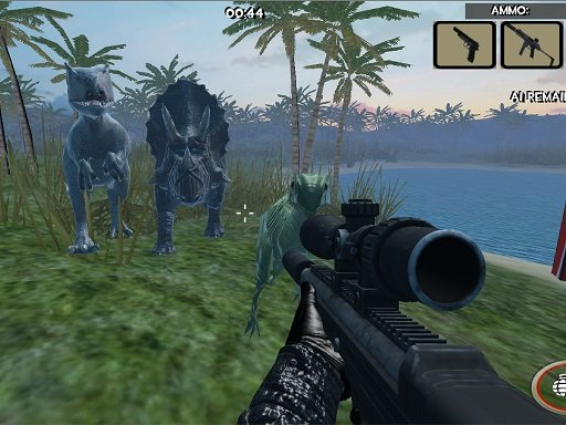 Play Dinosaurs Jurassic Survival World Game