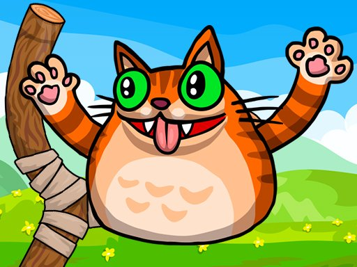 Play Angry Cat Shot Game