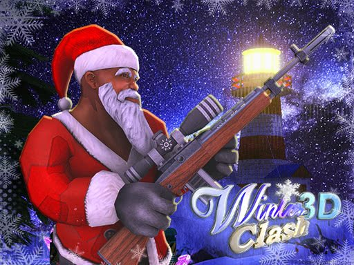 Play Winter Clash 3D Game