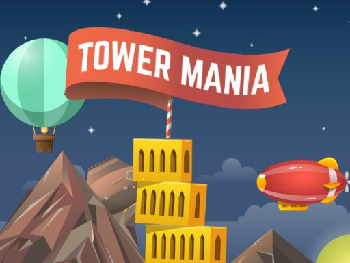 Play Tower Mania Game