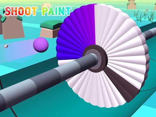 Play Shoot Paint Game