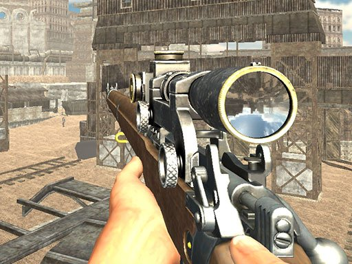 Play Elite Ghost Sniper Game