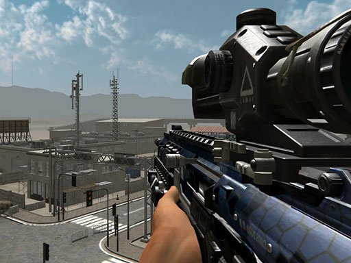 Play Warzone Sniper Game