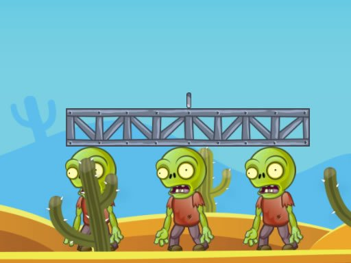 Play Shoot The Zombies Game