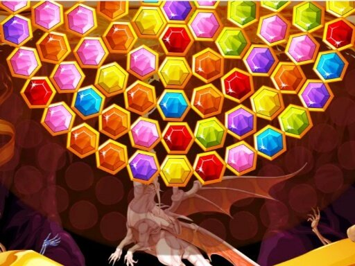 Play Gems Shooter Game