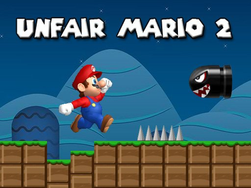 Play Unfair Mario 2 Game