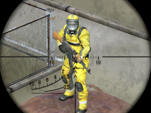 Play Dead Zone Sniper Game