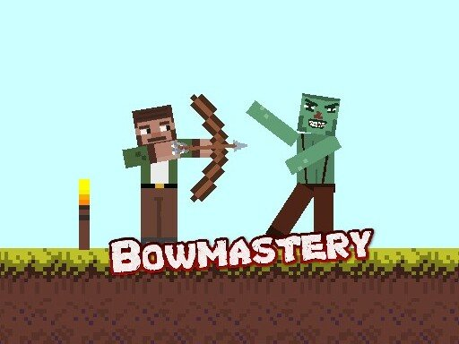 Play Bowmastery: Zombies! Game