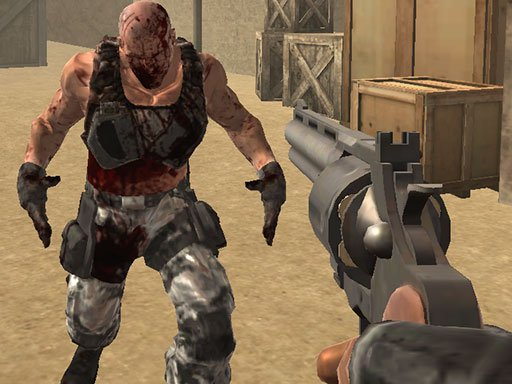 Play Brutal Zombies Game