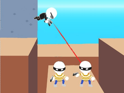 Play Johnny Trigger Online Game